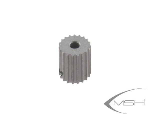 MSH Pinion 3.5mm 19T for Protos 380