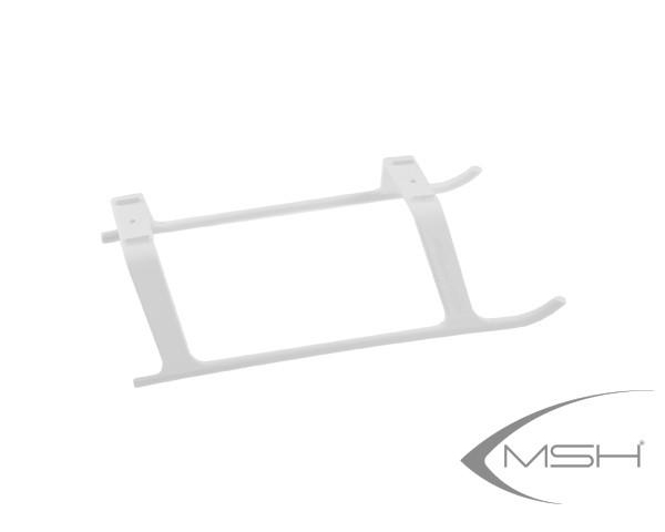 MSH Gorilla Landing Gear White for Protos 380