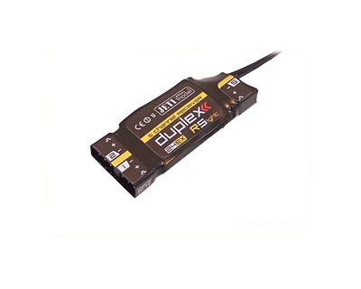 Jeti Duplex R5L 2.4GHz Mini Receiver w/ Telemetry