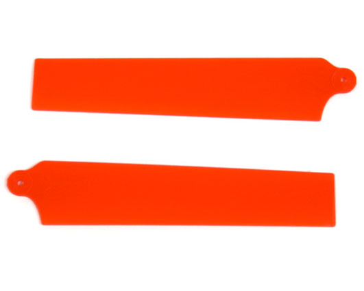 KBDD Main Rotor Blades for MCPx Orange