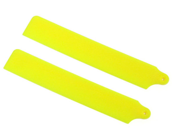 KBDD Main Rotor Blades for MCPx Pilot's Choice Neon Yellow