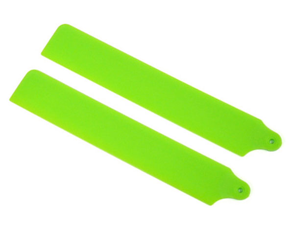KBDD Main Rotor Blades for MCPx Pilot's Choice Neon Lime