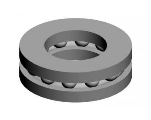 Mikado Thrust bearing 8x16x5