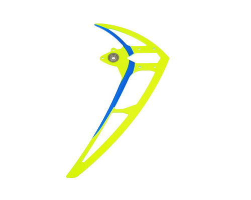 Mikado Vertical stabilizer neon yellow