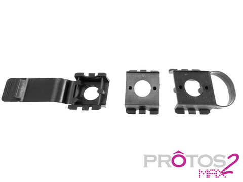 MSH Battery Support Tray Plastic for Protos Max V2