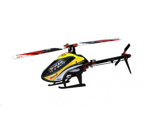 Oxy 3 Helicopter Tareq Edition Kit