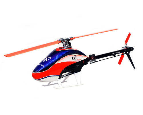 Oxy 3 Helicopter Kit - Sport Edition