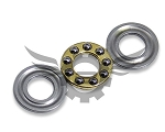 Synergy 8x14x5 Thrust Bearing Assembly