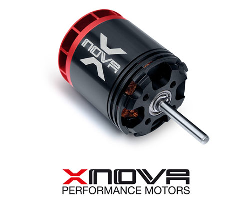 XNova XTS 2618-1580KV 3.5x17mm shaft