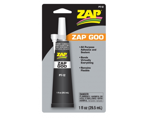 ZAP GOO All Purpose Adhesive & Sealant