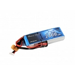 Gens Ace 2400mAh 7.4V 2S1P Lipo Receiver Pack with JST plug