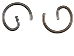 OS Piston Pin Retainer 50SX-H HG 55AX BE 25217000
