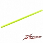 XL Power 550 yellow Tail Boom XL52T21-2