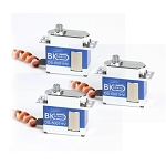 BK Servo DS-5001HV Mini HV Coreless Cyclic Servo Combo