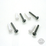 Random Heli Masonry Anchors for STC5565 Skid Clamp Bases