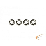 MSH 4x8x3 Ball Bearing Set - Protos 500