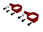 OXY4 CNC Tail Servo Mount, Red