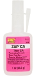 ZAP CA Thin 1oz