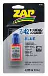 ZAP Threadlocker Blue .2oz