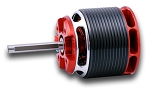 Kontronik Pyro 650-103L 1030kv Long Shaft Brushless Motor
