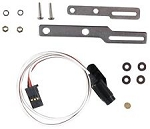 Futaba Sensor Mount Package GV-1 for CGY750
