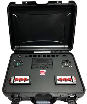 Dynamic Cases Kit for iCharger 4010 Duo