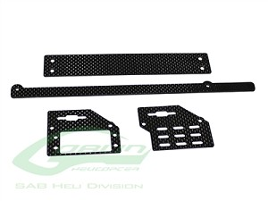 SAB Goblin Carbon Fiber Support Set