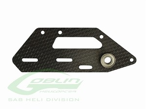 SAB Goblin Carbon Fiber Tail Side Plate