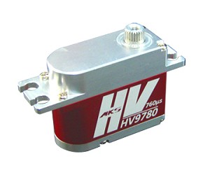 MKS 9780 High Voltage Tail Mini Servo