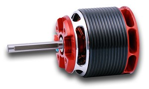 Kontronik Pyro 650-62 620kv Brushless Motor