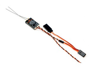 Spektrum Serial Receiver with Telemetry