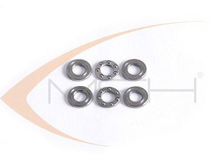 MSH Thrust Bearing 5x10x4 for Protos 380