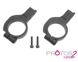 MSH Tail Servo Holder for Protos Max V2