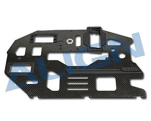 Align Carbon Main Frame Right 2mm for T-REX 600E Pro/EFL Pro