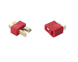 Genuine Deans 2 pin Ultra Plugs - 1 pair