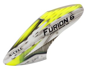 Fusuno - Yellow Assassin - Miniature Aircraft Furion 6