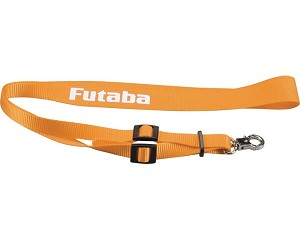 Futaba Neck Strap - Orange