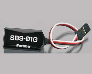Futaba SBS-01G GPS Sensor for 14SG and 18MZ