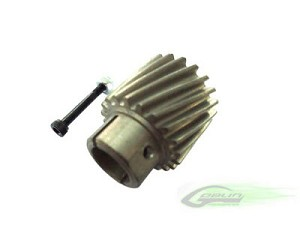 SAB New Upgrade Steel 20T Pinion M2.5 - Goblin 700