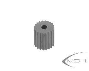 MSH Pinion 3.5mm 20T for Protos 380