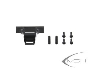 MSH Rear Aluminum Magnet Canopy Support for Protos 380