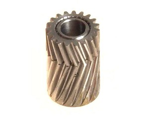 Mikado Pinion for herringbone gear 19 teeth, M0.5
