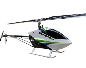 Synergy E7 SE Helicopter Kit