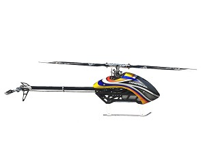 Synergy 516 Flybarless Helicopter Kit