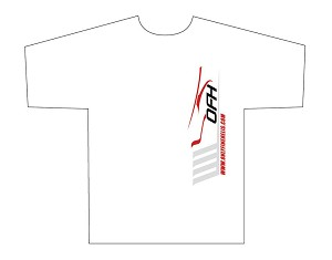 Only Fine Helis Logo T-Shirt 2 - White